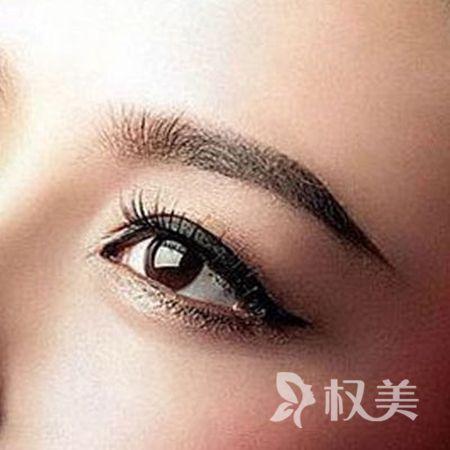 北京发盛园国际植发医院眉毛种植大概多少钱