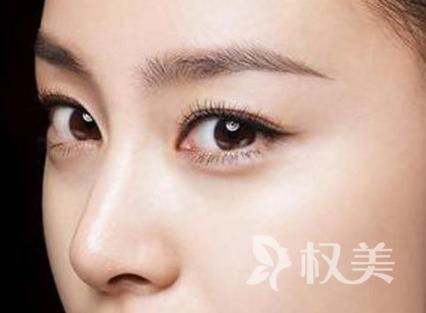 贵阳雍禾植发医院眉毛种植效果好吗 比纹眉更自然更长久