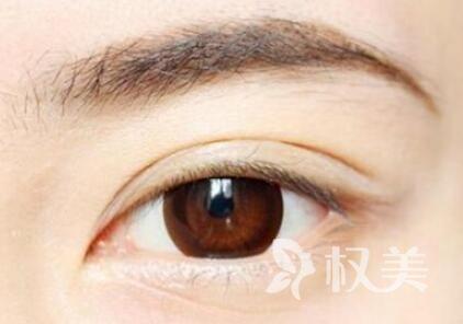 武汉雍禾植发医院种眉毛效果图 武汉做眉毛种植价格是多少