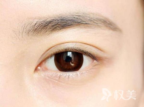 眉毛种植术会留疤痕吗 效果是自然美观的