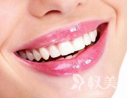 烤瓷牙的图片 武汉达美口腔整形医院做烤瓷牙好吗