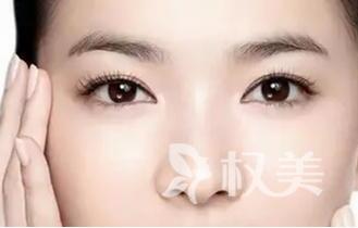 蚌埠美萊塢純韓整形醫院眼皮吸脂價格 吸脂后的你眼睛很迷人