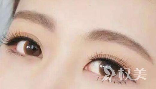 大连中心医院整形科眉部整形手术 价格多少 哪些人适合做绣眉