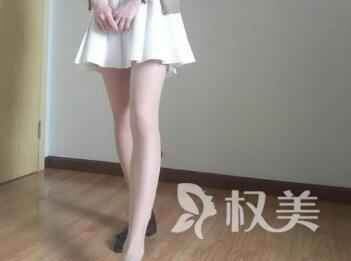 武汉解放军第193医院整形小腿抽脂价格 纤细美腿秀出来