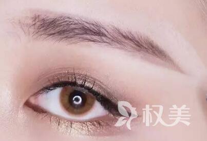 南京长江医院新生植发医院眉毛种植好吗 费用高吗
