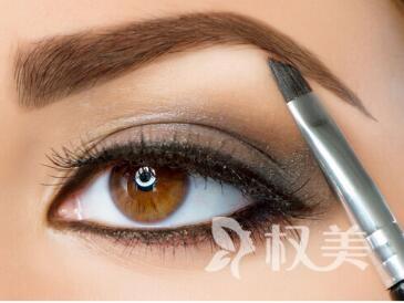 西安雍禾植发医院眉毛种植的效果怎么样  会不会有疤痕