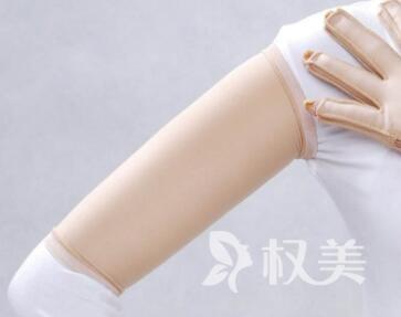 山东淄博友好整形医院手臂吸脂术后效果好吗  给你一双纤细手臂