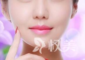 青岛大学附属医院整形科激光去法令纹 做美丽女人