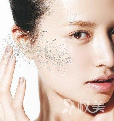 桂林星范美容整形医院射频激光祛法令纹 长久恢复皮肤弹性